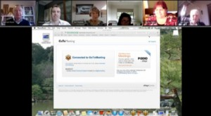 Online supervision group with Michael Reed PhD