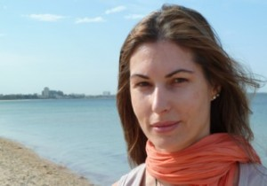 Melbourne therapist and counsellor Alexandra Bloch-Atefi