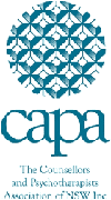 Australia Counselling Partners with CAPA- The Counsellors and Psychotherapists Association of NSW