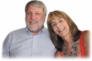 Diane Zimberoff and David Hartman, psychotherapists