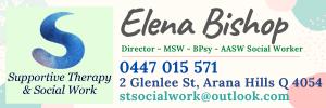 Elena Bishop Counsellor