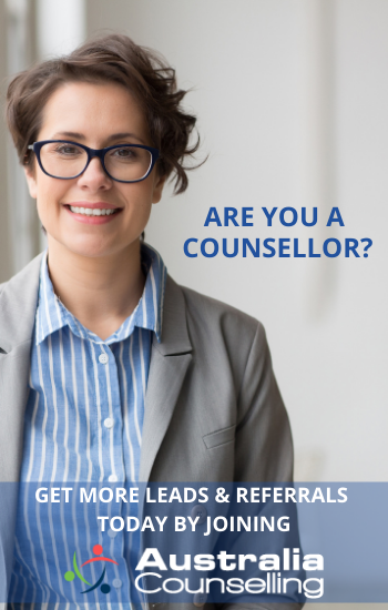 Click Here to Become an Australia Counselling Member Now
